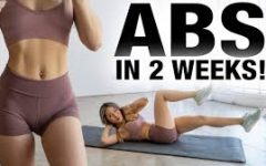 The truth is, everyone has abs, but some people have more visible abs than others, depending on their body fat percentage and abdominal musculature, so while abdominal exercises build muscle, they don't burn belly fat to reveal abs.