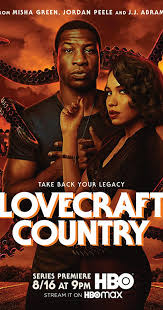 Lovecraft Country is the new supernatural horror series on HBO brought to us by Jordan Peele and Misha Green. It is a mind-wrenching and captivating story that'll keep your eyes glued to the screen.  5/5
