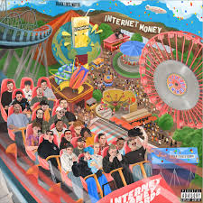 This is Internet Money's debut album. The album has big name features like Swae Lee, Future, Lil Tecca, JuiceWRLD, Trippie Redd and more. This is the cover are for the album via Internet Money Records