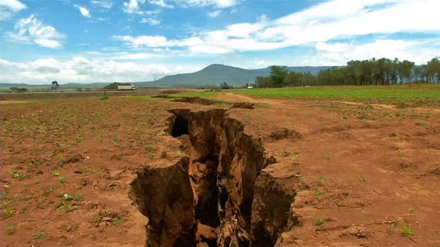As+parts+of+Africa+are+cracking+it+is+a+chance+for+scientists+to+learn+more+about+the+Earth+and+how+the+plates+work.+David+Jackson+from+temblor+which+is+a+source+where+they+measure+earthquakes.+%E2%80%9CA+crack+of+this+magnitude+does+not+form+overnight.+The+rifting+process+in+East+Africa+is+taking+place+at+a+rate+of+approximately+0.25+inches+per+year%2C+or+in+other+words%2C+unnoticeable+to+most.%E2%80%9D+%0A