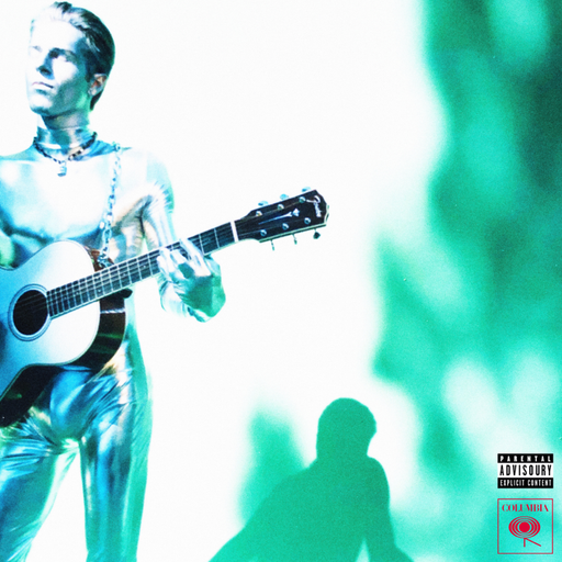 """The Neighborhood releases its fourth studio album. The album cover features lead singer Jesse Rutherford dressed as his alter ego, """"Chip Chrome."""""""