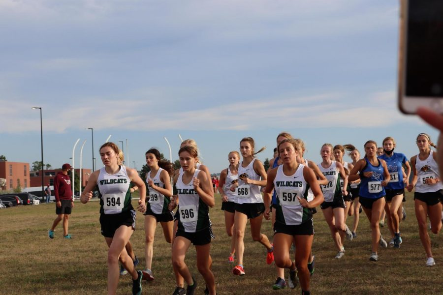 The+Wildcats+tried+to+run+as+a+group+to+motivate+each+other+throughout+the+race.+Gilbert+led+the+team+and+got+second+in+the+race.+%E2%80%9CWe+wanted+to+push+each+other+to+win+by+staying+together%2C%E2%80%9D+Gilbert+said.+%E2%80%9CWe+tried+to+keep+a+steady+pace+throughout+the+race+and+have+more+energy+near+the+end.%E2%80%9D