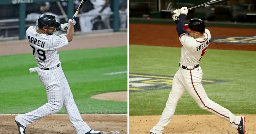 The 2020 MLB MVP awards went to José Abreu(left) and Freddie Freeman(right). Both guys had incredible seasons and put up incredible numbers. They were well deserving of the award and their names will be cemented in history as the Most Valuable Player.