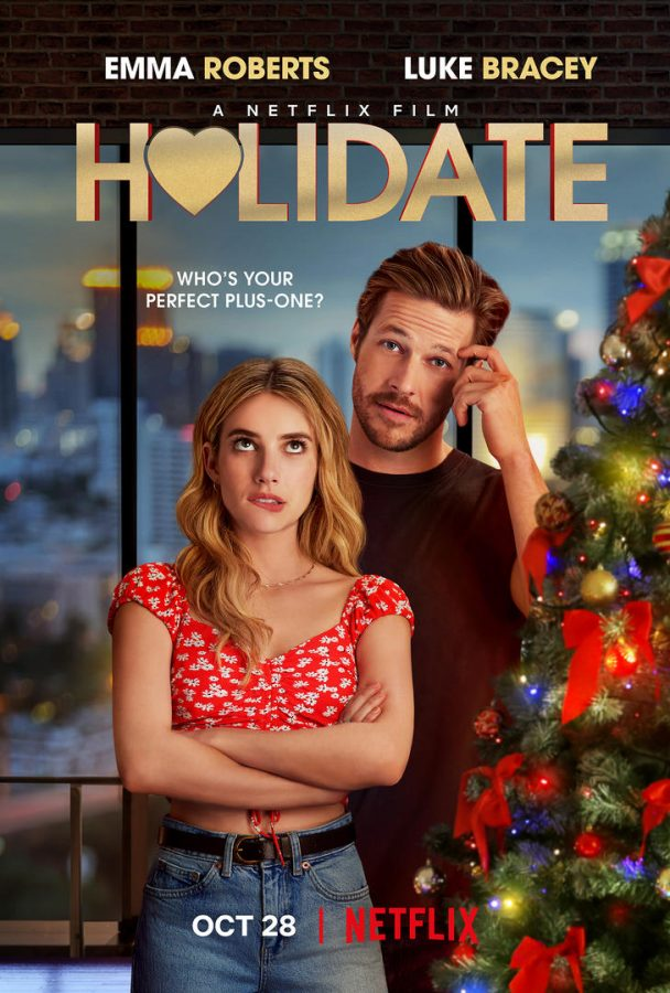 "Netflix's new Christmas rom-com ""Holidate"" is sure to make you laugh, but maybe not in a good way. While it features many popular faces, it definitely isn't a top pick for me. 3/5 stars."