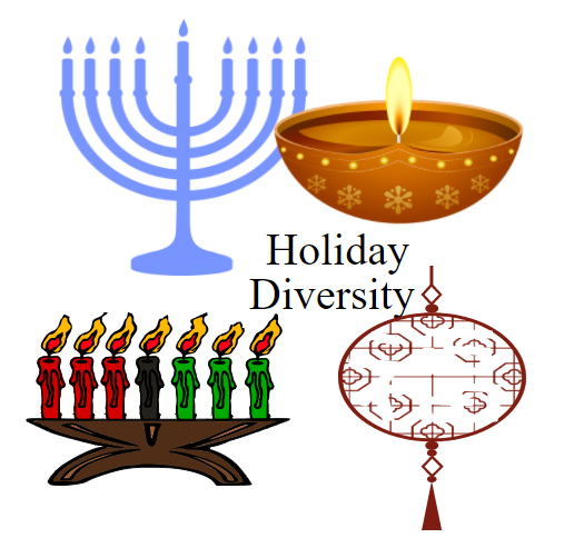 As we enter the holiday season it is important to learn about and include all holiday celebrations.