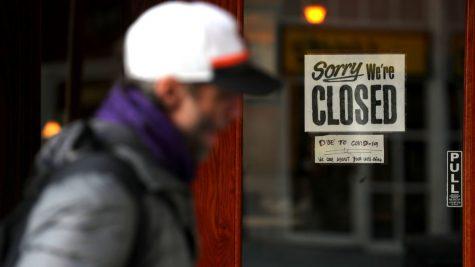 Coronavirus closing down businesses
