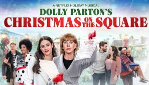 Christmas on the Square tells the story of a woman who has a dislike of Christmas but it