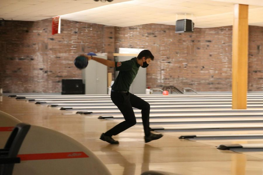 """The Wildcat Unified Bowling team has worked constantly to accomplish what they have so far. The team has worked together for many weeks now and the members can rely on each other in games. """"We put in a lot of effort into getting to this point in the season and having this chance,'' Parkman said. """"In the practice before the meet, we attempted to achieve the scores that would get us the win in this meet, and passing them in practice gave us a huge confidence boost."""""""