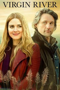 Shown here is Mel and Jack played by actors Alexandra Breckenridge and Martin Henderson.