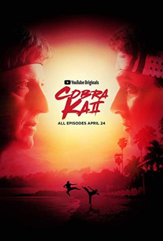 """Cobra Kai"" follows Johnny Lawrence (William Zakba) and Danny LaRusso (Ralph Macchio) 34 years after the 1984 All Valley Karate Tournament. ****/5"