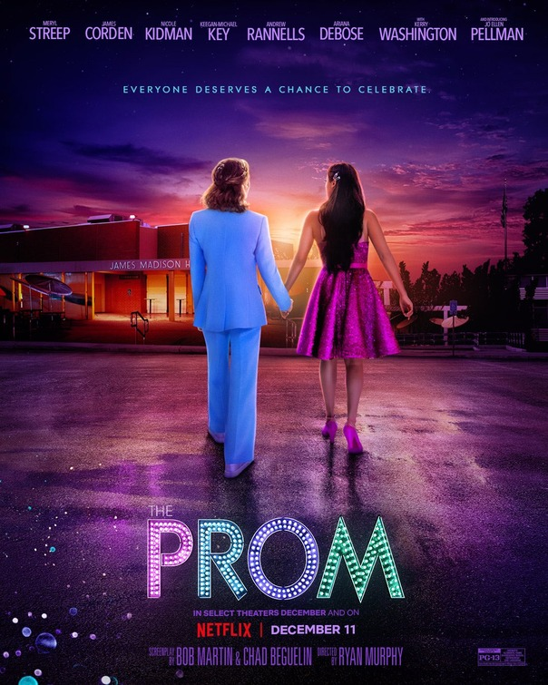 """""""The Prom"""" shows a high school student as she navigates being lesbian in a conservative town. **/5"""