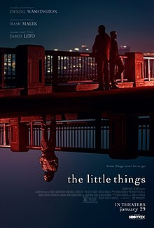 "New crime film ""The Little Things"" follows a former and current L.A. detective as they try to crack open a serial killer case."