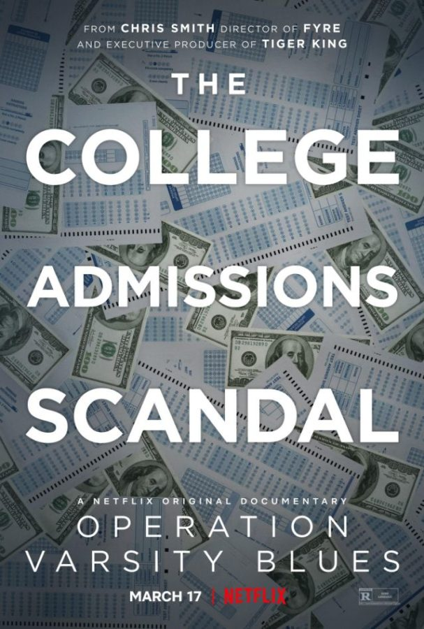 "On March 17, Netflix released their original documentary ""Operation Varsity Blues,"" which explores the high-profile college admissions scandal that shook the nation. 5/5."