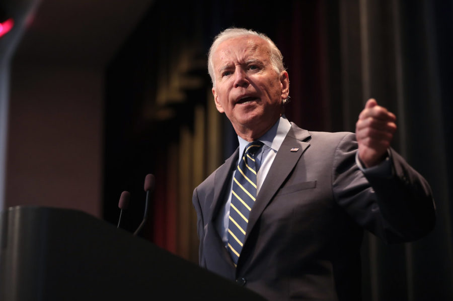 President Joseph R. Biden's first 100 days in office will prove whether he is focused on the rights of the American people or bipartisan unity