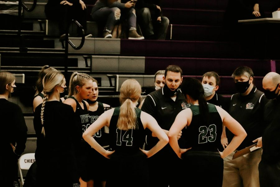 """The team played one of the best teams in the state, Lincoln Southwest, and they provided lots of problems for the Wildcats. When the Wildcats were able to play in the half court they were successful but the Silver Hawks pressure got to Millard West. """"We were able to keep the tempo slow and play five on five in the half court where we have a chance,"""" Kruger said """"But when they stepped up the pressure that led to too many easy scoring opportunities."""""""