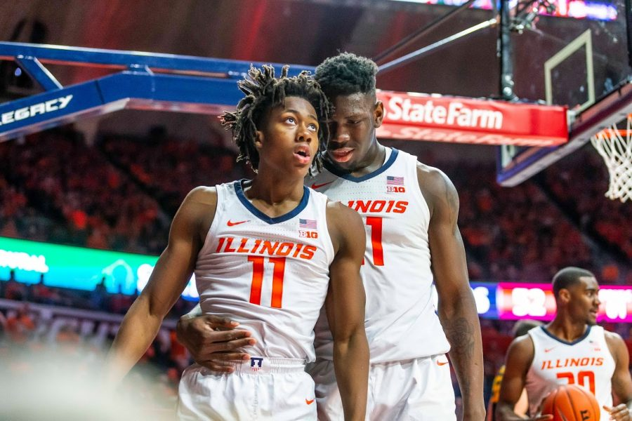 Illinois' All-American duo of guard Ayo Dosunmu and center Kofi Cockburn is deadly. The duo led the Illini to a big ten tournament championship and have been dominant for the last month, winning 11 of their last 12 games.