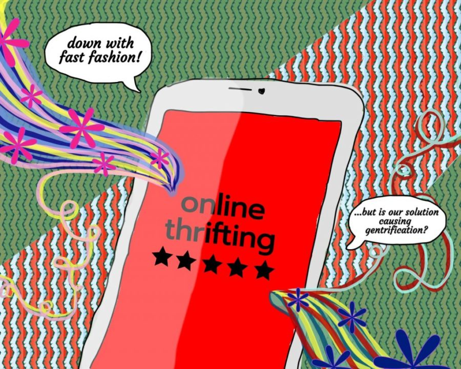 Due to the rise in popular thrift shopping apps which allow for easy reselling, concerns about the gentrification of thrift stores have been on the rise.