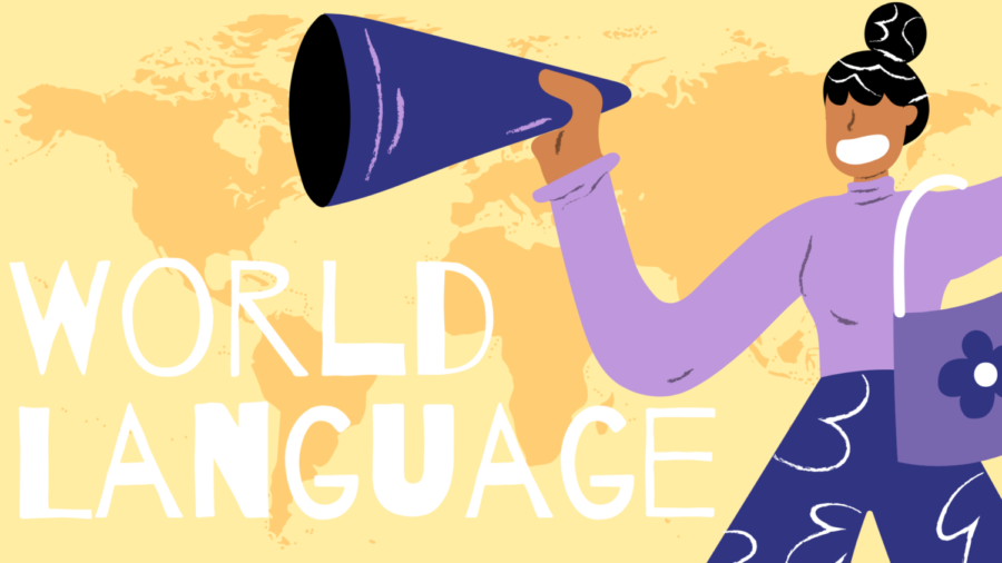 World language classes are offered to students in high school to improve upon skills that can greatly impact their futures. However, it's the schools' responsibility to better promote these classes and encourage students to consider just how important they can be. An increase in understanding and empathy for different cultures and regions could greatly benefit future generations.
