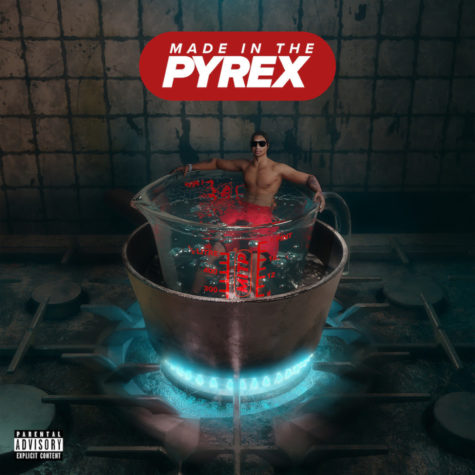 "The cover art for Digga D's new album ""Made In The Pyrex."" Digga has ran the U.K. drill scene for years now and his second album continues the hot run he's had."