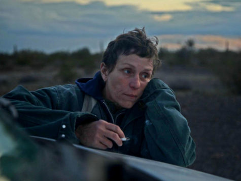 "The leading Best Picture front-runner for 2021, ""Nomadland"" is one of the most beautiful films of the year."
