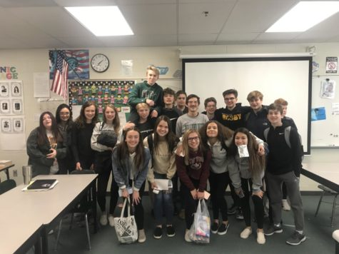 Spanish teacher Ryan Sutter looks back on his time at Millard West with one of his most memorable classes.