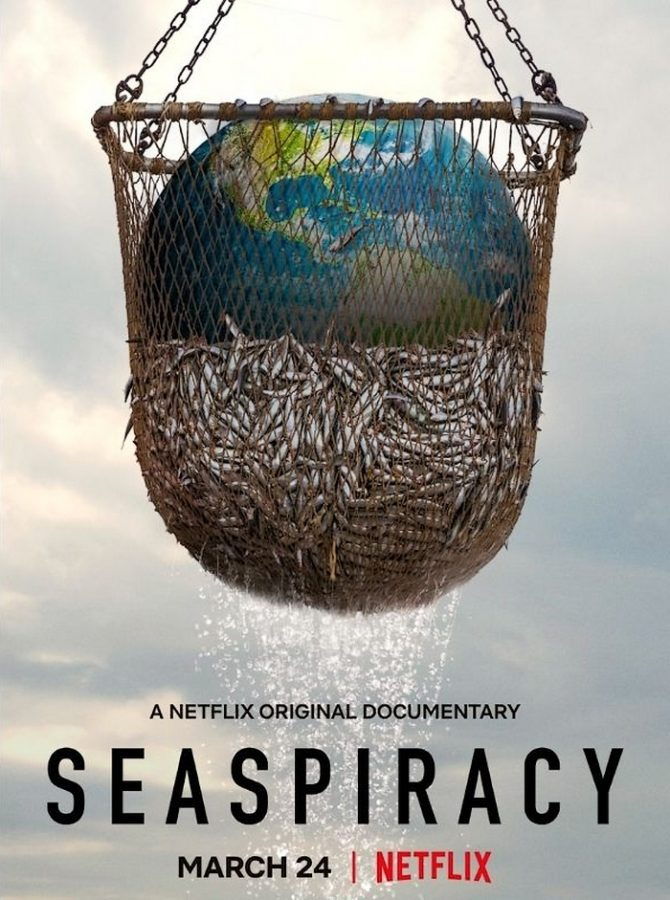 Seaspiracy details the corruption and environmental destruction of the commercial fishing industry. 3/5