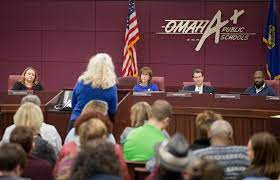 As more and more controversial topics begin to surface within our school districts, school board meetings around Nebraska, and nation wide, are becoming less of a civilized debate and more like a warzone.