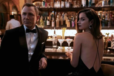 The Bond girl normally plays a non-violent role. Having one in the future that could fight is a good idea.
