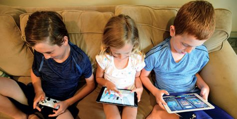 As kids grow up they have technology and the internet more and more involved in their daily lives. As this may come with certain benefits. The negative side of social media and devices being easily accessible for young kids has a bigger impact than you think.