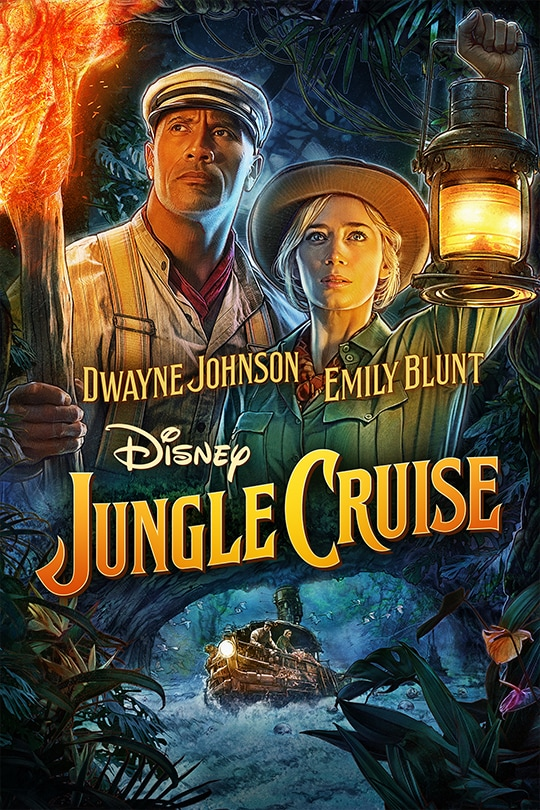Jungle Cruise made its way to the theaters on July 30, 2021.