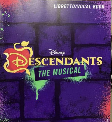 The annual winter musical is in high gear. The theater department is excited  do a Disney Production.