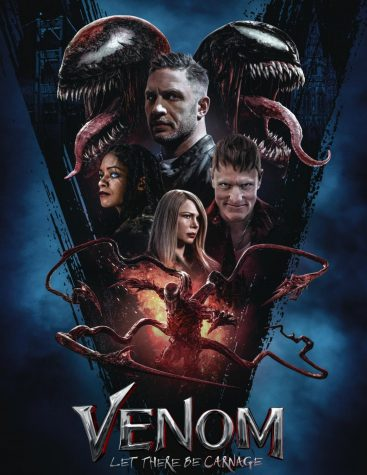 """Marvel returns with another fast-paced, action-filled movie. Marvel does not hold back in the recent film, """"Venom: Let There Be Carnage."""""""