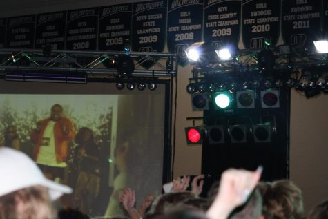 """Millard West's 2021 Homecoming happened on Sept. 25. This years theme was Dancing through the decades. """"This years homecoming was definitely something I have never experienced before since this was my first homecoming,"""" sophomore Macie Rock said. """"It was fun getting to see everyone you know having a good time and socializing."""""""