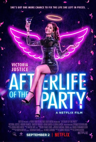 """Former Nickelodeon star, Victoria Justice, returns to the acting scene by starring in Netflix's newest hit movie """"Afterlife of the Party."""""""